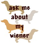 Ask Me About My Wiener
