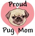 Proud Pug Mom