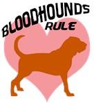 Bloodhounds Rule w/ Heart