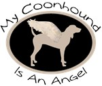 Coonhound is an Angel