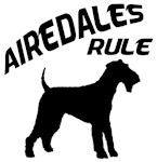 Airedales Rule