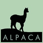 Alpaca Black on Mint