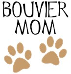 Big Paws Bouvier Mom