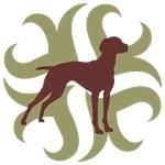 Vizsla Dog Tribal