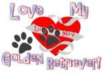 Love Me? Love My Golden Retriever!