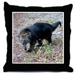 Bearcat Throw Pillows