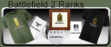 BF2 and COD4 ranks