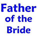 Father of the Bride t-shirts and gifts