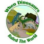 Dinosaurs, Dinosaur Tshirts and Gifts