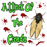 Attack Of The Cicadas