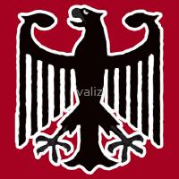 Bundesadler t-shirts