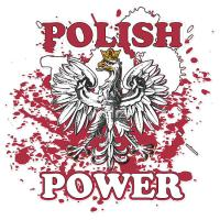 Polish power t-shirts