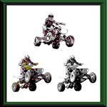 ATV Racing Designs
