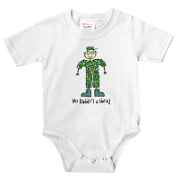 Cool Cartoon Armed Forces Heros T Shirts Gifts