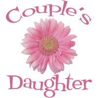 Gerber Daisy Daughter of the Couple T-Shirts