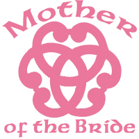 Celtic Knot Mother of the Bride Wedding