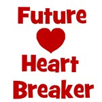 Future Heart Breaker with heart