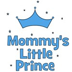 Mommy's Little Prince w/ Crown