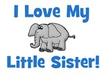 Love My Little Sister (elephant)