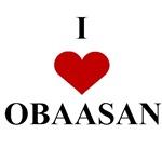 I Love (heart) Obaasan