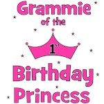 Grammie 1st Birthday Princess!