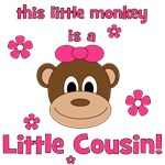 Little Monkey Is Little Cousin!