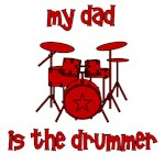 My Dad is the Drummer (drums)