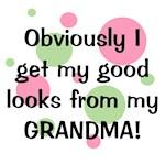 Good Looks from Grandma