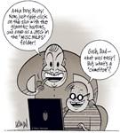 Downloading Dad