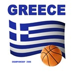 Greece basketball shirts