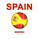 Spain Basketball T-shirts