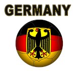 Germany Football Tees