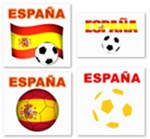Espana / Spain World Cup T-Shirts