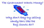 Sell Candy Bars