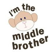 middle brother monkey