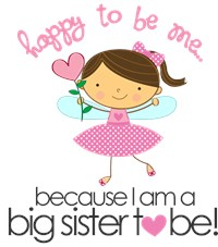 Happy To Be Me Big Sister Fairy