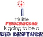 Little Firecracker Big Brother