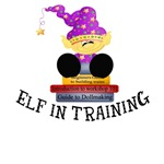 Funny Elf In Training XMAS