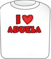 I heart Abuela T-Shirt