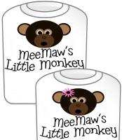 MeeMaw's Little Monkey GIRL