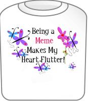 Meme Heart Flutter
