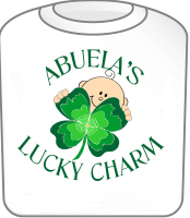 Abuela's Lucky Charm T-Shirt