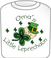 Oma's Leprechaun