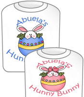 Abuela's Hunny Bunny T-Shirt