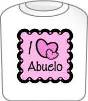 I Love Abuelo T-Shirt