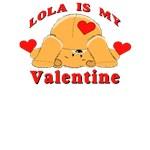 Lola My Valentine T-Shirt