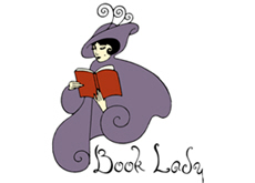 Book Lady... This colorful design makes a great gift for the reader/book lover in your life. Available in shirts, mugs, buttons, and more.  Book Geek T-shirts and Gifts.