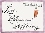 Love Relieves Suffering
