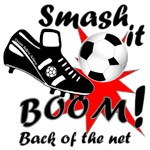 Smash it Boom Football Soccer