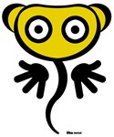Yellow Freaky Cute